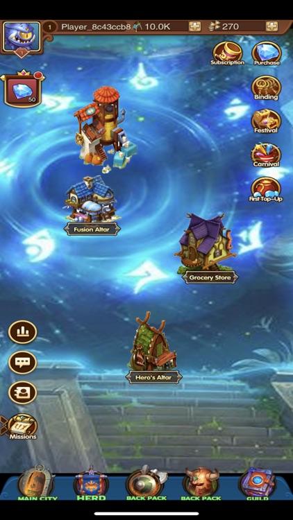 Warcraft Battlefield screenshot-6