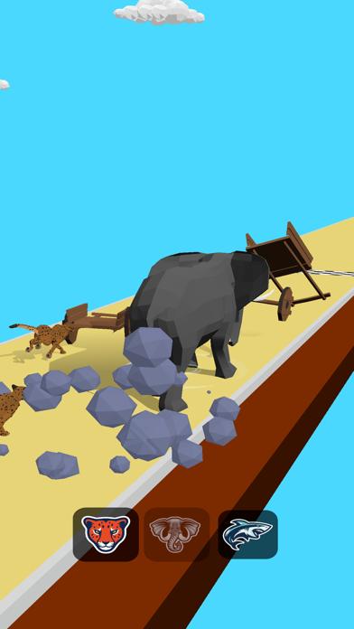 Animal Transform:Epic Race 3Dのおすすめ画像3