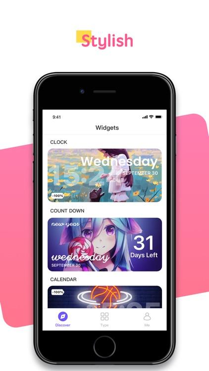 Fun Widget -Custom Home Screen screenshot-4