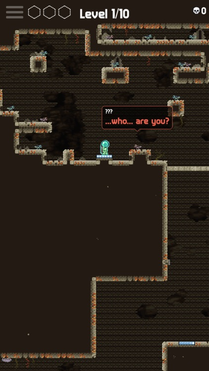 Jetscout: Mystery of Valunians screenshot-3