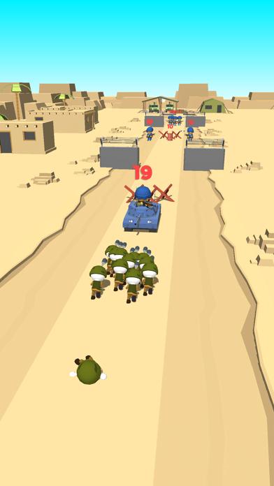 Army Shift screenshot 1