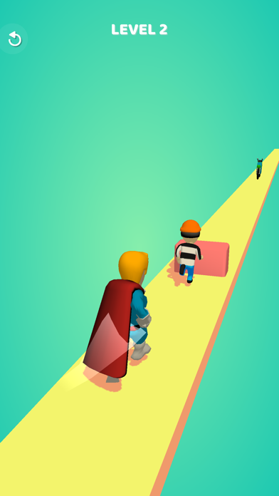 Super Hero 3D Screenshot