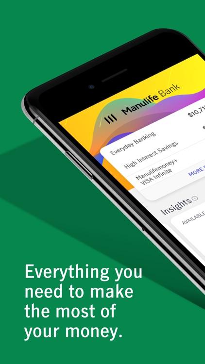 Manulife Bank Mobile