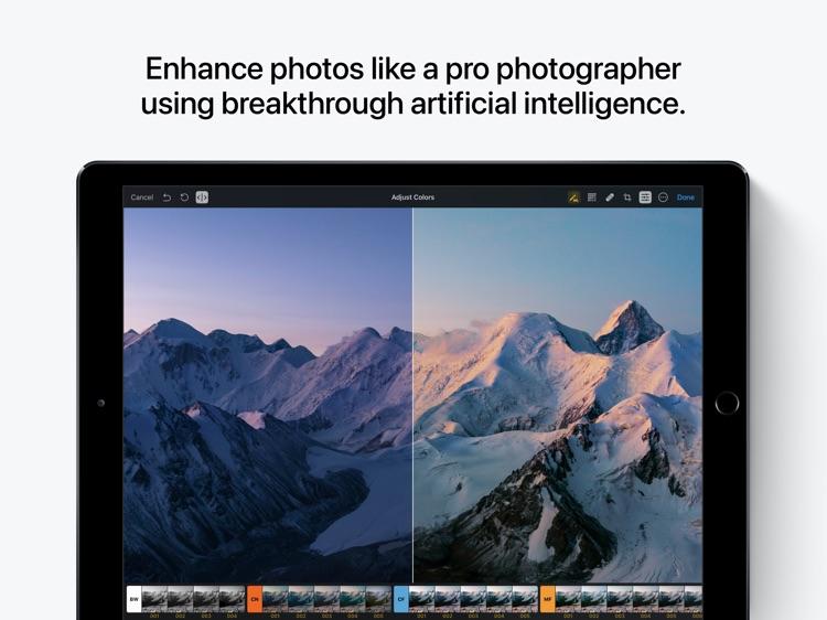 Pixelmator Photo screenshot-5
