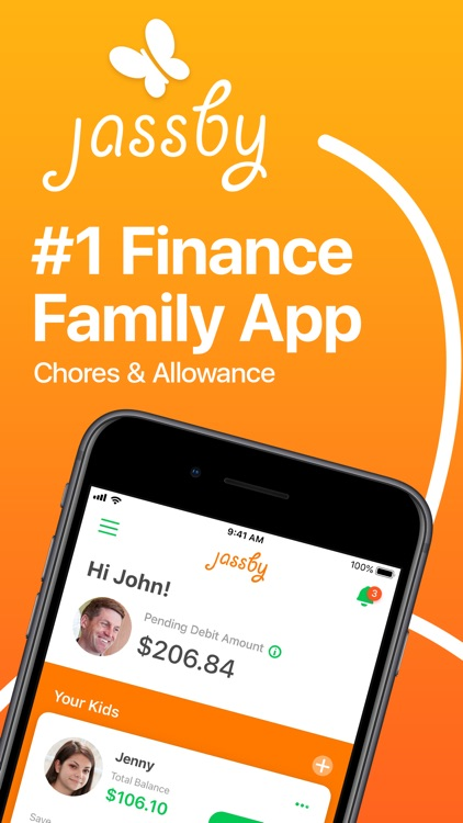 Jassby: Chores & Allowance App screenshot-0