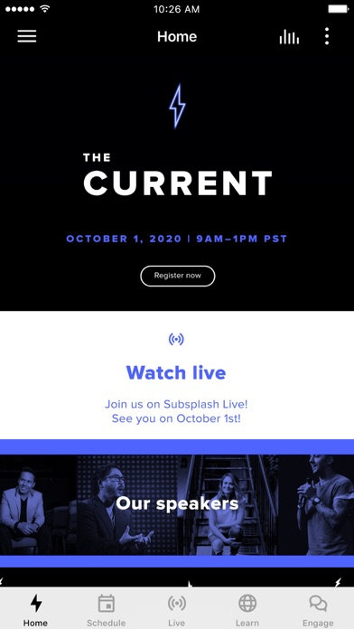 The Current by Subsplash screenshot 1