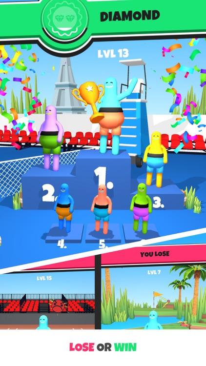 Pong Royale 3D screenshot-3