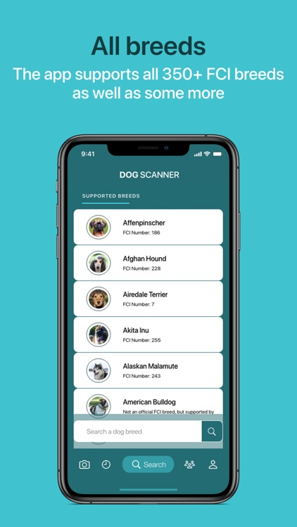 Dog Scanner screenshot-6