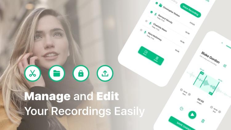 Call & Audio Recorder App screenshot-3