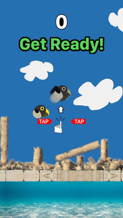 FlappyCondor screenshot 2