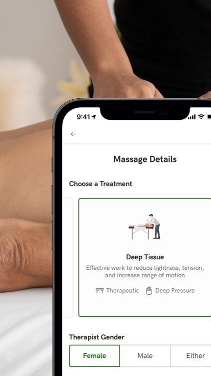 Zeel In-Home Massage Therapist
