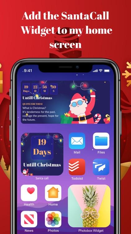 Santa Clause Call Tracker App screenshot-6