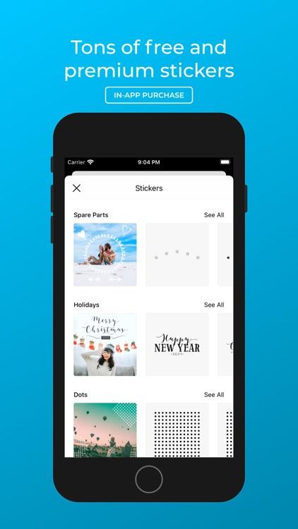 Peel - Add Text to Photos screenshot-5