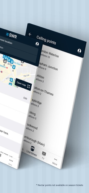 South Western Railway on the App Store