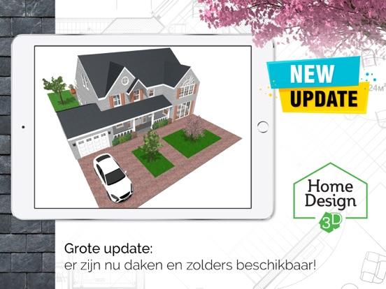 Home Design 3D GOLD iPad app afbeelding 6