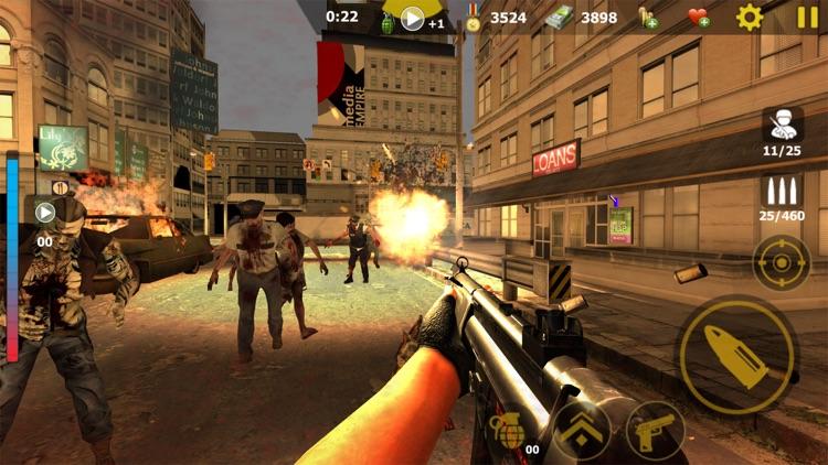 Call Of Mini: Zombie Games screenshot-7