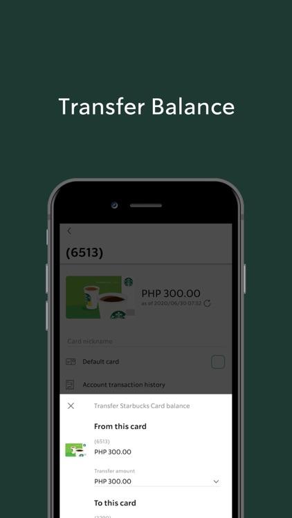 Starbucks Philippines screenshot-3