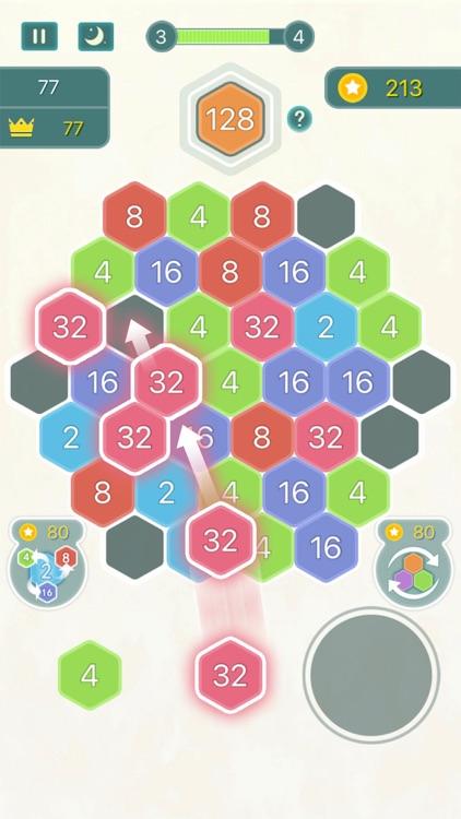HexPop - Hexa Puzzle Games screenshot-0