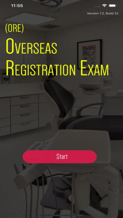 ORE Dentists Exams Part 1 screenshot 1