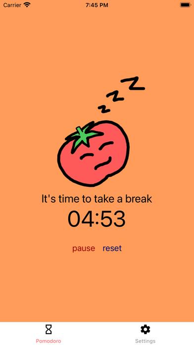 Productive Pomodoroلقطة شاشة8