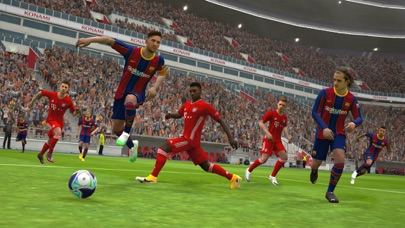 Screenshot of eFootball PES 20211