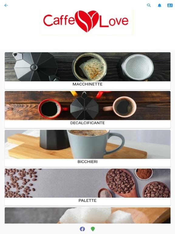 Caffè Love screenshot 5