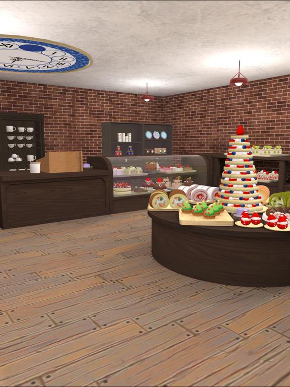 脱出ゲーム 幸せをとどけるケーキ屋さんのおすすめ画像4
