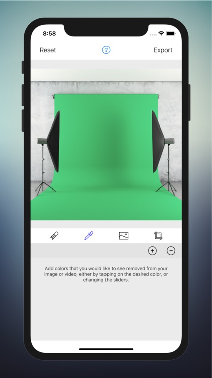 ChromaVlend - Photos & Videos screenshot-0