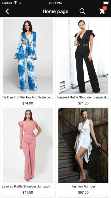 Shalondas Fashion Boutique screenshot #3