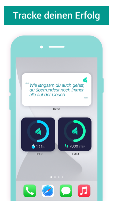 messages.download HitFit - Workouts Zuhause software