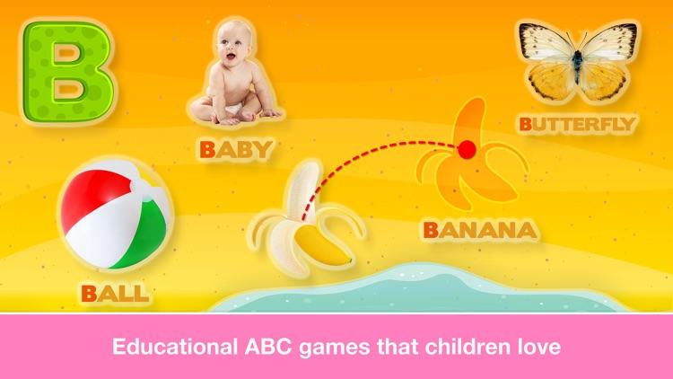 Alphabet Aquarium Letter Games screenshot-6