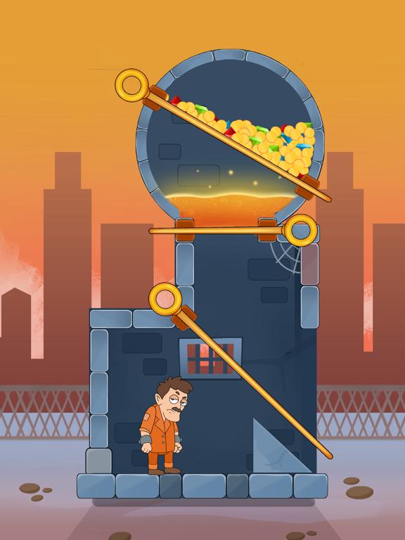 Prison Escape Pull The Pin screenshot 8