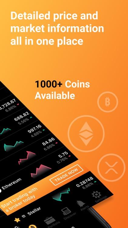 Bitcoin & Crypto Tracker