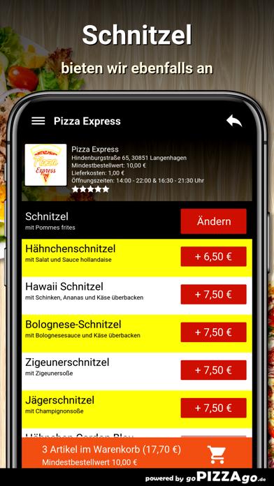 Pizza Express Langenhagen screenshot 6