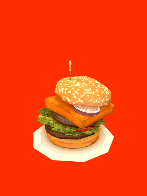 Burger Master 3D screenshot 6