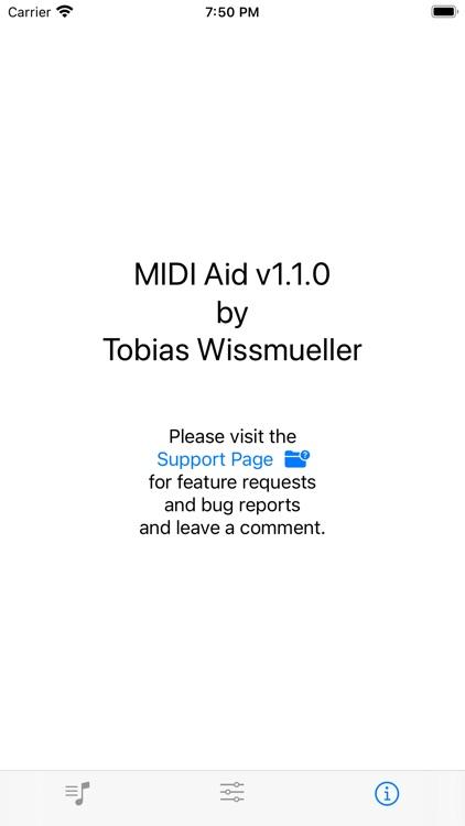 MIDI Aid