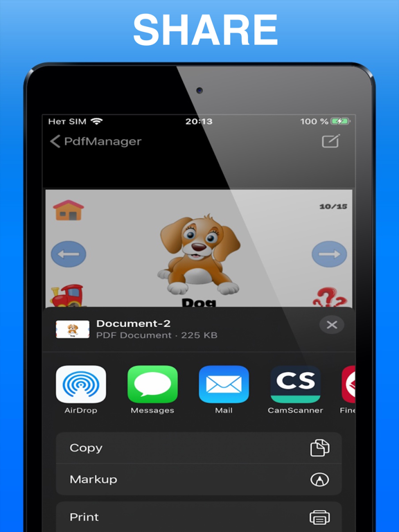 CamScanner Pro: Scanner App Screenshots