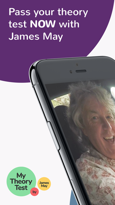 My Theory Test by James May screenshot one