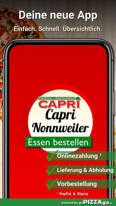 Capri Nonnweiler Primstal screenshot 1