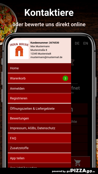 India House Stuttgart screenshot 3
