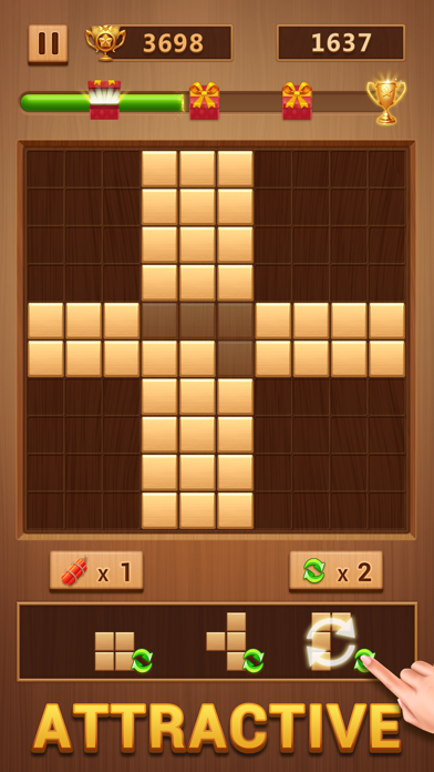 Wood Puzzle Game 1