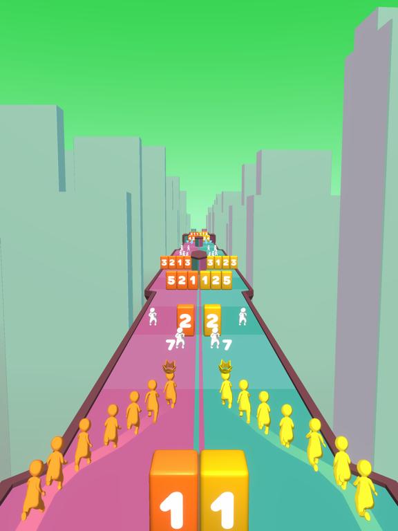 Crowd Snake Run screenshot 8