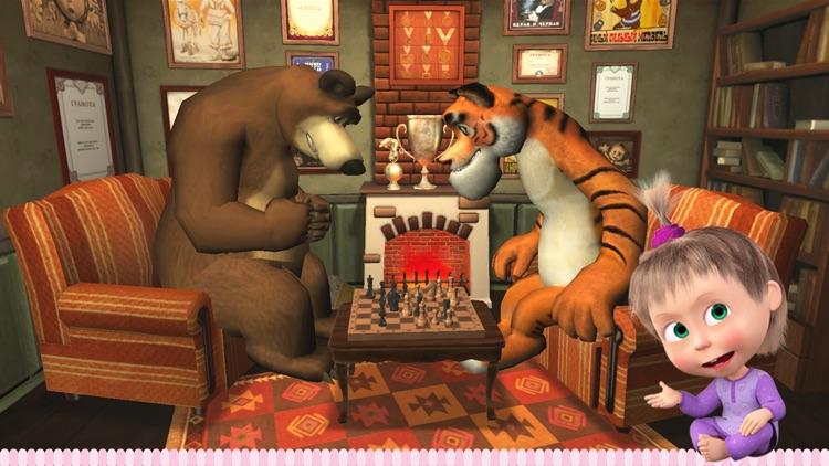 Masha and the Bear Good Night