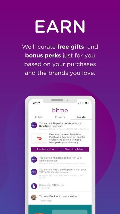 Bitmo screenshot-4