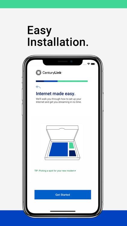 My CenturyLink screenshot-4