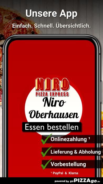 Niro Pizzaexpress Oberhausen screenshot 1