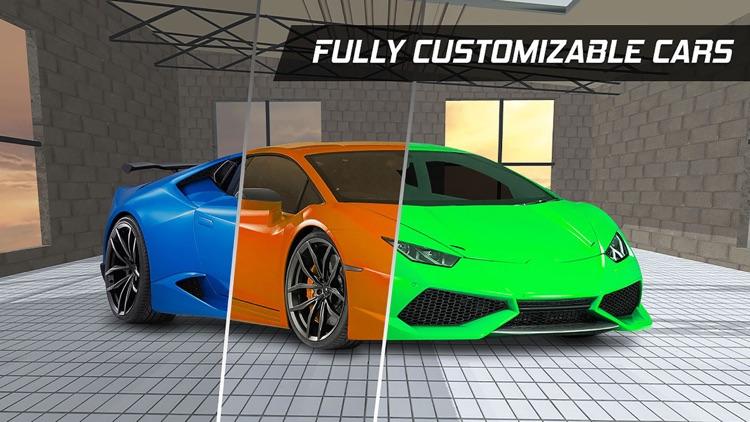 Car Stunts: Car racing games screenshot-5