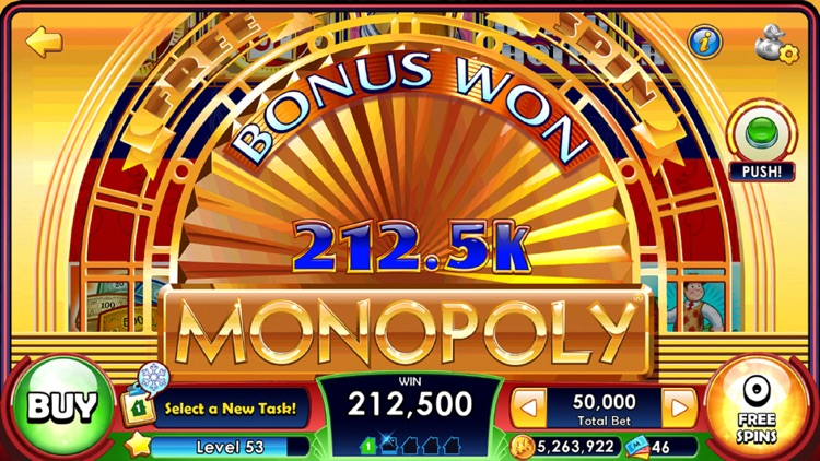 MONOPOLY Slots - Slot Machines screenshot-8
