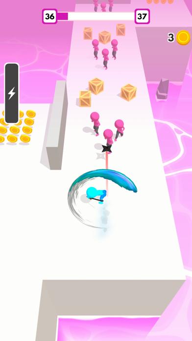 Hero Rush! screenshot 2
