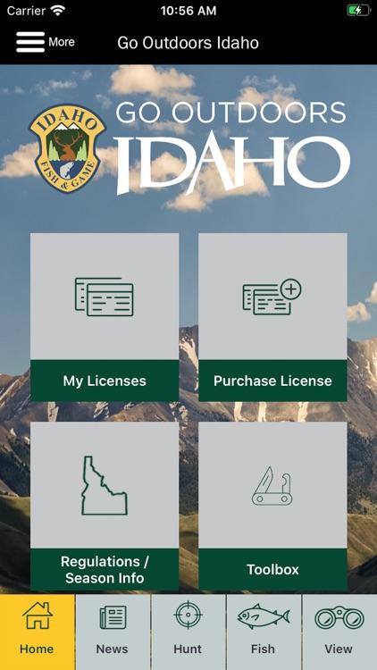 Go Outdoors ID